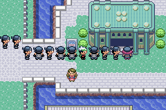 Pokemon Emerald - Location  - GOD-D**NIT LEMME USE THE TOILET!!!! - User Screenshot